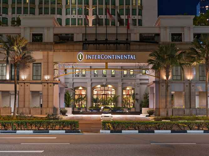 Intercontinental Singapore is The Real Luxury That Awaits You